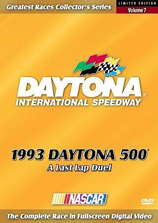 NASCAR CLASSICS:1993 DAYTONA 500 (DVD)