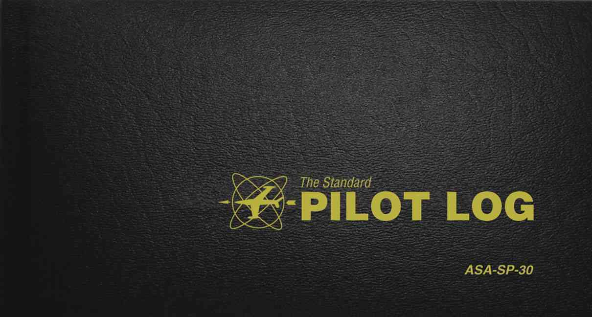 Standard Pilot Logbooks By Aviation Supplies & Academics, Inc.